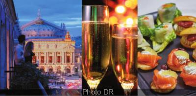 Afterwork Champagne à l'hôtel Edouard 7