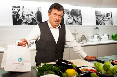 Le chef Christian Constant revisite la street food pour Deliveroo