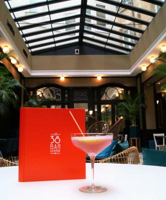 """""""Le 38"""", bar lounge de l'Hôtel Echiquier Opéra"""