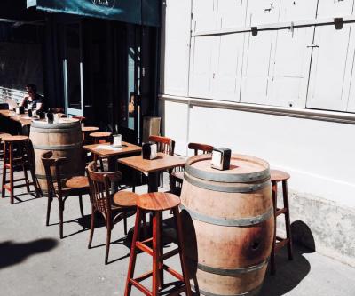L'Aria : bar à tapas dans le quartier Mouffetard