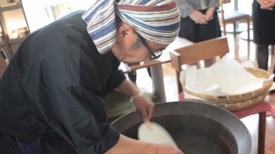 La maison Lupicia accueille le maître thé Yôichi Korogi
