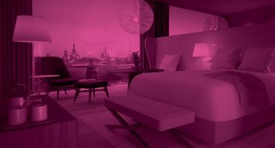 """Radisson Blu lance sa campagne """"Love Blu, Be Pink"""" pour Octobre rose"""