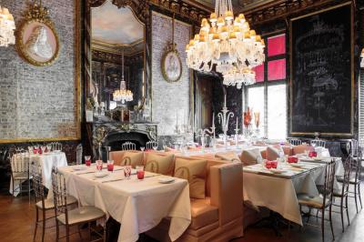 Nouveau déjeuner gourmand à la Cristal Room Baccarat