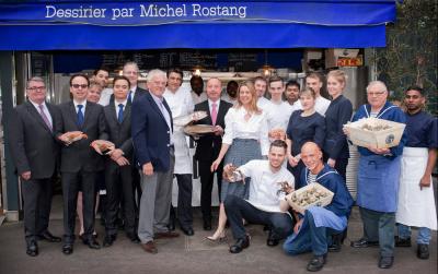 Dessirier, restaurant de poissons de Rostang Père & filles fête ses 20 ans