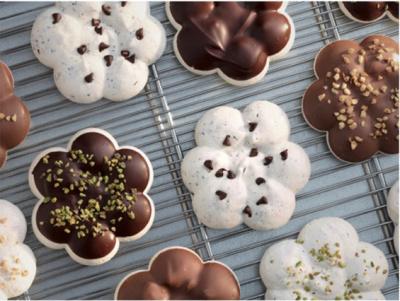 Mookie, le nouveau dessert de la Meringaie