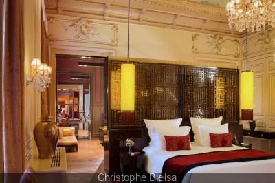 3 nouvelles Suites Prestige au Buddha Bar Hotel