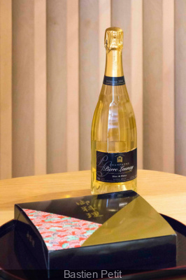C'est Bento & Champagne pour les fêtes de fin d'année