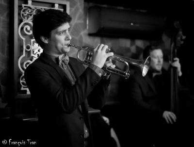 Le nouveau rendez-vous jazz du Lulu White Bar