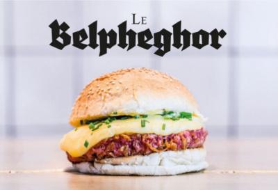 Le Belphegor : hamburgé en édition limitée chez Big Fernand