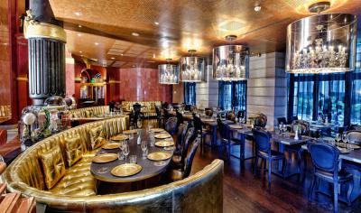 Réveillon du Nouvel An 2017 au Joséfin, restaurant de l'Hôtel Banke