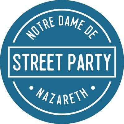 Notre Dame de Nazareth Street Party