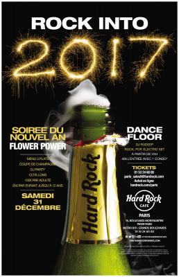 R veillon du nouvel an 2017 au hard rock cafe paris - Reveillon du nouvel an 2017 ...