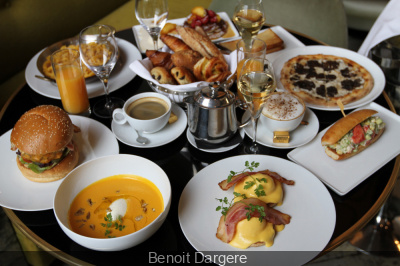 Monsieur Bleu lance son brunch