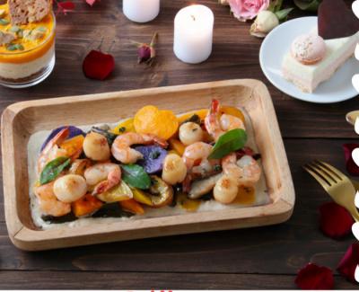 Saint Valentin 2016 avec Food Chéri