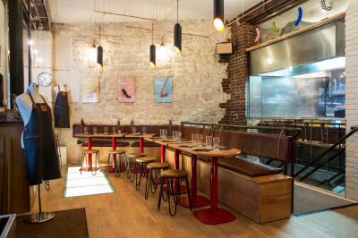 La Saucette : un bar haute saucisse au coeur de Paris