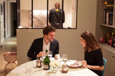 Saint Valentin 2017 avec La Belle Assiette