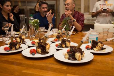 1 menu, 100 plats : le marathon proposé par La Belle Assiette