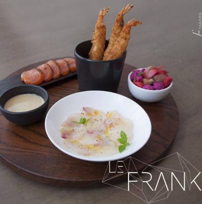 Le Frank, restaurant de la Fondation Louis Vuitton est ouvert toute la semaine