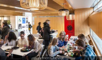 Hana Bento : nouveau restaurant japonais du Jeu de Paume
