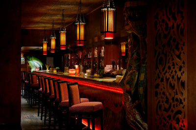 "Le ""Clicquot Lounge"" du Buddha Bar"