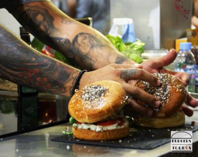 4ème édition du concours culinaire Burgers Toqués