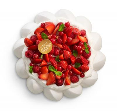 La fraise est dans tous ses états à la Meringaie