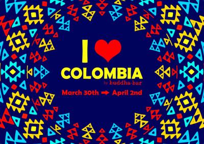 Le Buddha-Bar invite la Colombie