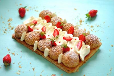 Wone : livraison de pâtisseries artisanales