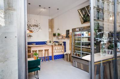 L'Atelier Yumi : resto, bar à jus et épicerie healthy