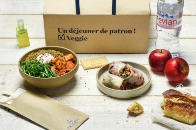 Frichti lance sa lunchbox : plateaux repas modernes et équilibrés