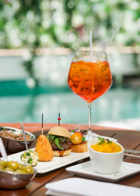Aperitivo week au Royal Monceau