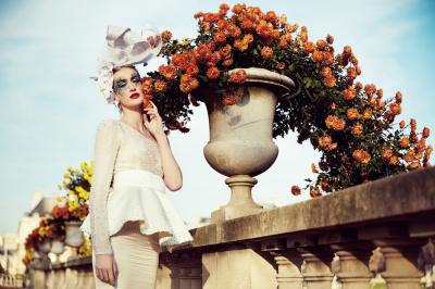 L'Hôtel de Vendôme expose le créateur haute couture Liu Lisi
