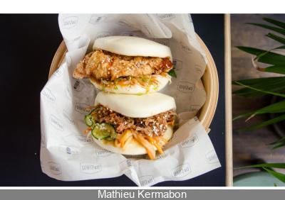 Yoom x Maison Burger signent une collection de Bao Burgers