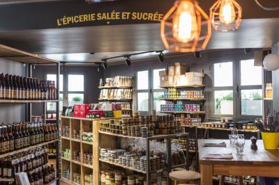 Terra Gourma : épicerie cantine du 9ème arrondissement