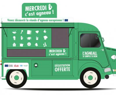 Le food truck de l 39 agneau si simple si bon arrive pr s for Food truck bar le duc