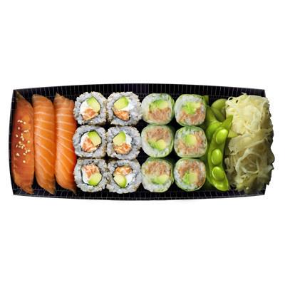 La lunch box du mois by Leeloo chez Sushi Shop
