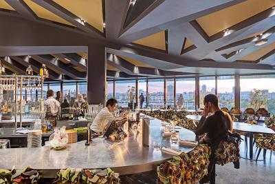 Nouveau chef au restaurant Le Balcon de la Philarmonie de Paris