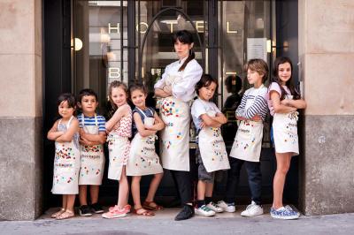 Ateliers pâtissiers pour enfants Bogato à l'Hôtel Bienvenue