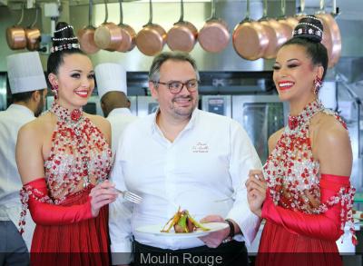 Le Moulin Rouge fait son entrée dans le guide gastronomique Gault&Millau