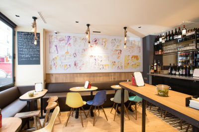 Wim à Table : gastronomie de bar de grande qualité aux Batignolles