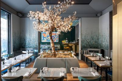 La Brasserie Réjane se transforme en guinguette pour le Beaujolais Nouveau