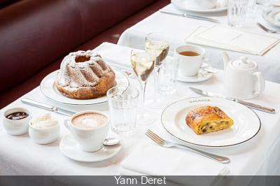 On fête Noël avec un tea time alsacien à la Brasserie l'Alsace