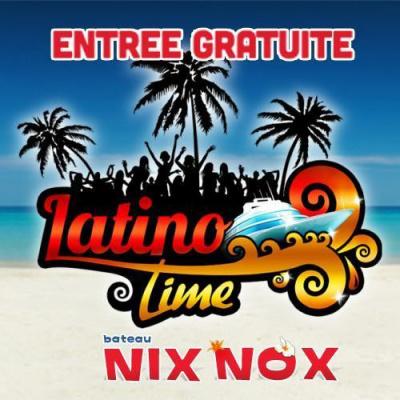 Latino time : soirée spéciale veille de jour férié