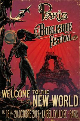 Paris Burlesque Festival # 5