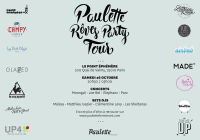La Paulette Rêve Party