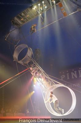 Cirque Pinder 160 ans