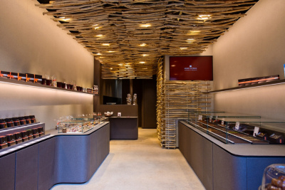 Henri Le Roux Boutique Paris