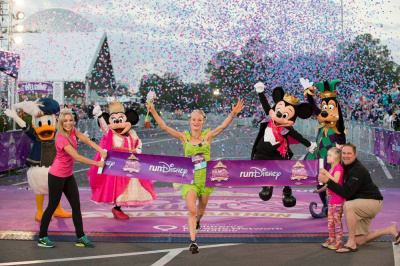 Semi Marathon Disneyland Paris 2016