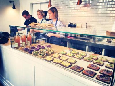 Café Smörgas Paris