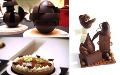 Chocolats Pâques 2015 Originaux